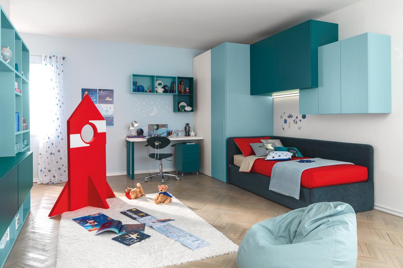 Moretti Compact Camerette per Bambini e Ragazzi 04 - Natural Home Zoppola
