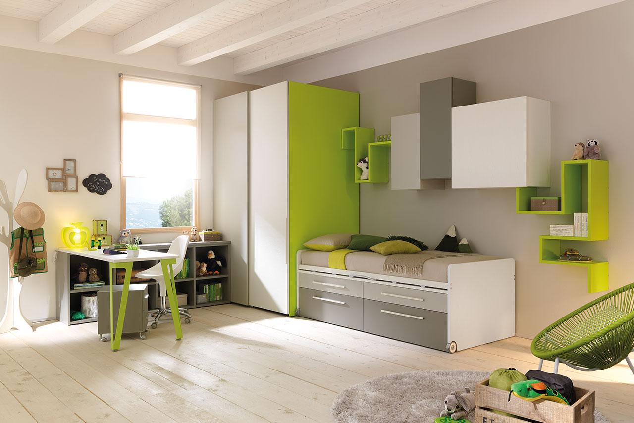 Moretti Compact Camerette per Bambini e Ragazzi 02 - Natural Home Zoppola