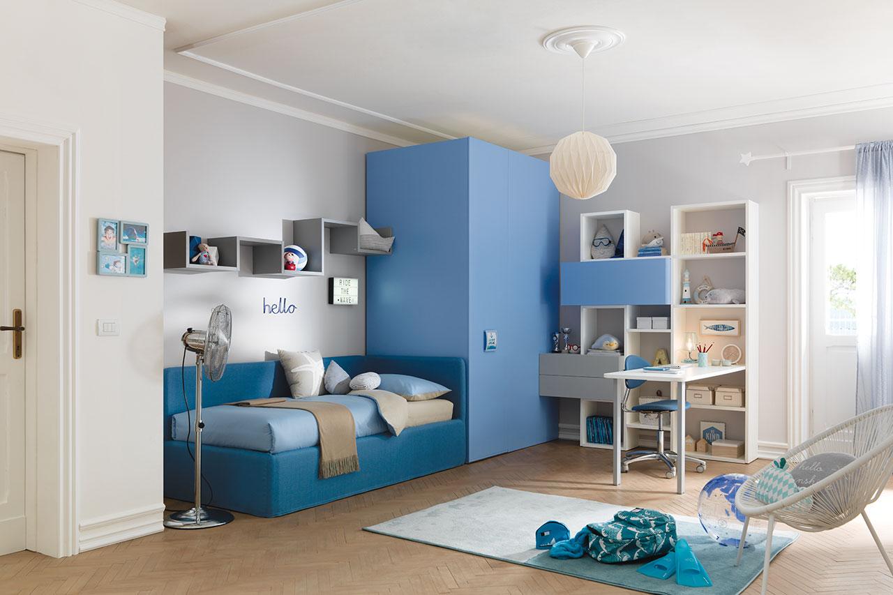 Moretti Compact Camerette per Bambini e Ragazzi 03 - Natural Home Zoppola