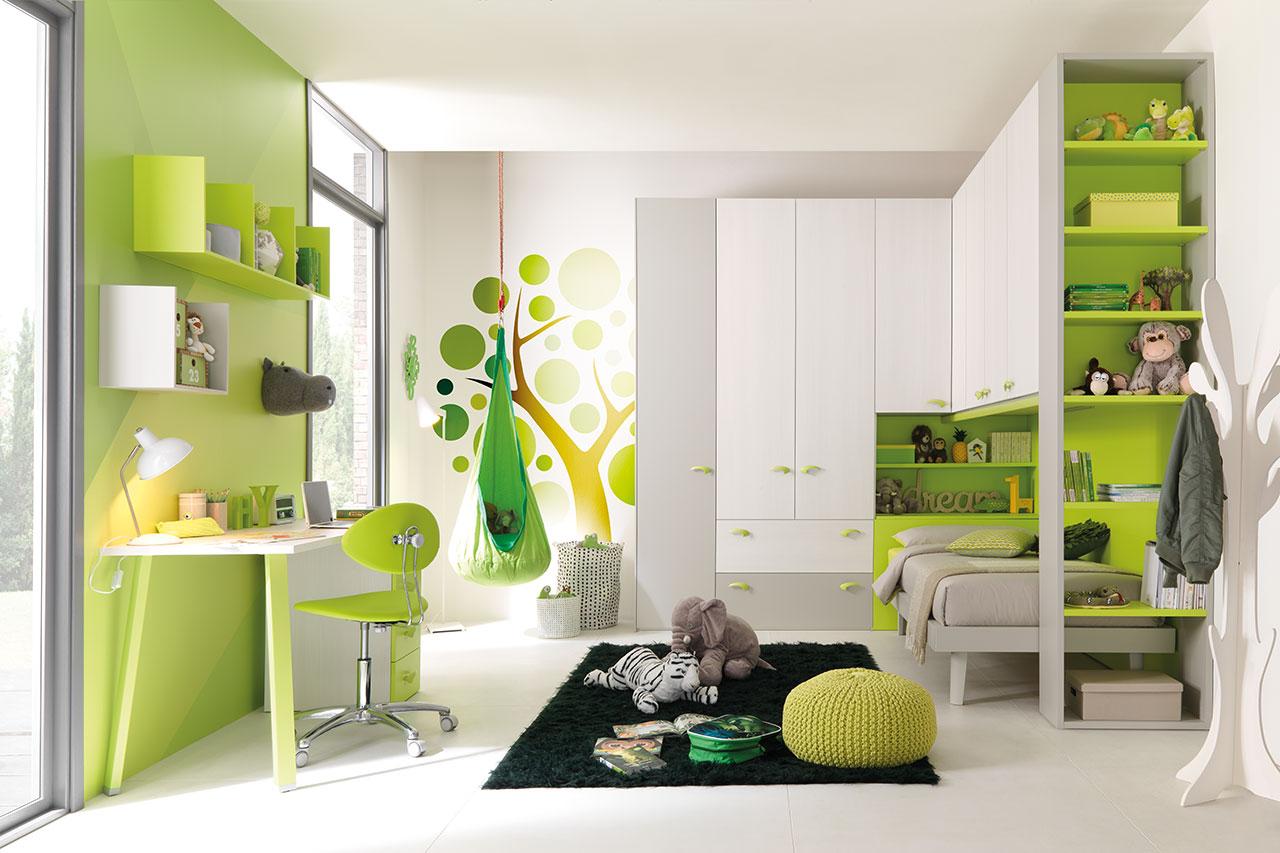 Moretti Compact Camerette per Bambini e Ragazzi 06 - Natural Home Zoppola
