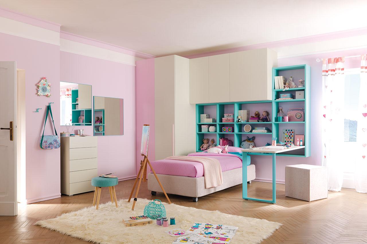 Moretti Compact Camerette per Bambini e Ragazzi 07 - Natural Home Zoppola