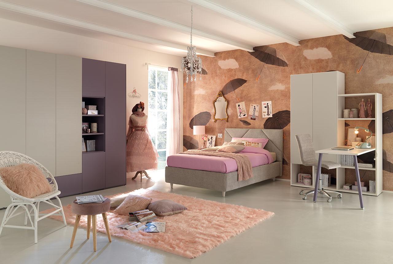 Moretti Compact Camerette per Bambini e Ragazzi 09 - Natural Home Zoppola